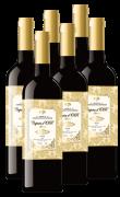 金羊干红葡萄酒-6瓶装(新老包装随机发货)