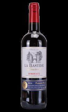 拉昂城堡佳酿干红葡萄酒