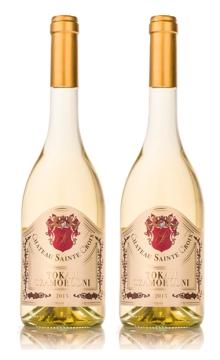安德斯托卡伊半贵腐葡萄酒500ml-2支装(又名:安德斯伯爵托卡伊晚收白葡萄酒)