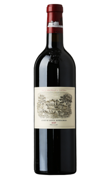【名庄】拉菲城堡干红葡萄酒2007
