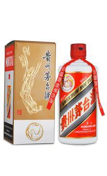 茅台 贵州茅台酒(和平鸽) 2014年 53度 500ml