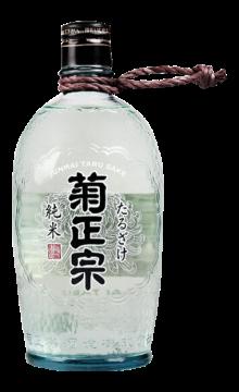 菊正宗纯米樽酒720ml