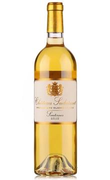 豪酒汇 绪帝罗城堡甜白葡萄酒2015期酒
