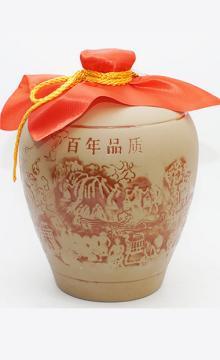 酒宴网 牛栏山 65度 原浆酒 2.5L 大坛装 北京清香白酒