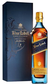 Johnnie Walker尊尼获加蓝牌威士忌酒 蓝方威士忌洋酒 行货