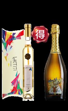 风之彩甜白葡萄酒375ml(五十周年纪念版)