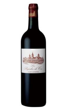 【名莊】愛士圖爾莊園副牌干紅葡萄酒2011