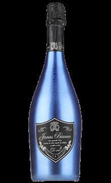 杰纳斯星辰幽蓝甜白起泡葡萄酒