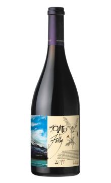 蒙特斯富樂干紅葡萄酒