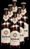 艾丁格小麦白啤500ML*6 六支装